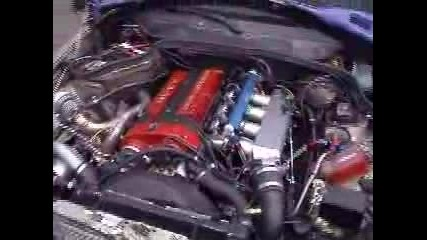 Mercedes 190e 16v - Rueckblick 2006