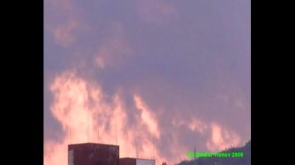 Екстремно време във Варна (пролет - лято 2009)