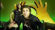 3oh!3 - My First Kiss (feat. Ke$ha) [official Music Video]