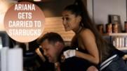 Ариана Гранде затвърди имиджа си на дива в Carpool Karaoke