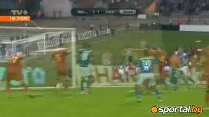 Белгия - Азебайджан 4 - 1