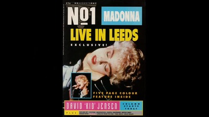 Madonna On The Covers Of Magazines (rare Photos) Part 01