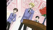 Ouran High School Host Club - 6 (бг Суб)
