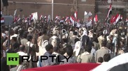 Yemen: Thousands rally to demand end to Saudi-led coalition airstrikes