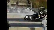 Chevette Wheelie And Flip!!!