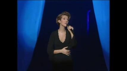 *превод* Celine Dion - Vole / Live a Paris / Лети
