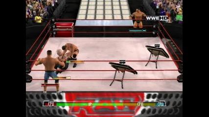 gladius12 and randy6 vs Bigshow8 and Batista