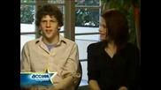 Access Hollywood Interview - Esienberg & Stewart - Adventureland on Dvd & Blu - Ray Aug 25th