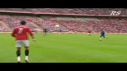 Кристиано Роналдо - Неговото Мяст0 е в Манчестер