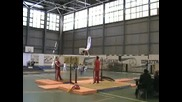 Теди на купа България08 - успоредка