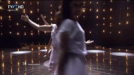 Азербайджан спечели Евровизия! - Ell - Nikki - Running scared
