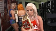 Raw Women's Champion Alexa Bliss is despondent after her loss: WWE.com Exclusive, Nov. 19, 2017