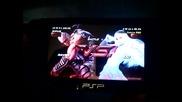 Tekken6 Gameplay [ Psp ]