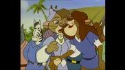 Анимационният Филм Царят На Джунглата ( Bg Audio ) [част 4]