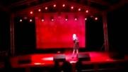 Концерта на Десислава на панира в град Видин - част -12