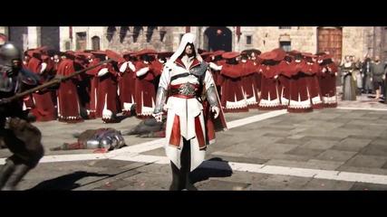 Assassins Creed Brotherhood Trailer [ Високо качество Hq ]