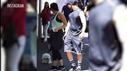 Demi Lovato's Dog Buddy Dies in Tragic Accident