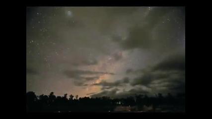 Красота е меко казано - Северното сияние и млечният път
