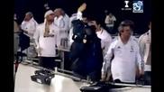 Реал Мадрид празнува своята 32 титла на площад Сибелес