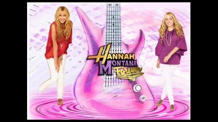 Hannah Montana Forever Miley Cyrus - Ordinary Girl + Бг Превод