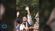 India's Reluctant Political 'prince', Rahul Gandhi, Returns From Vacation