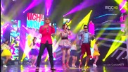 Mighty Mouth & Soya - Bad boy @ Music Core (12.05.2012)