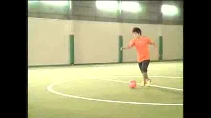 Learn football / tricks skills part 2