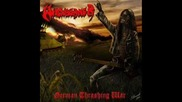 Witchburner - German Thrashing War - Intro - Track 1 - German Thrashing War