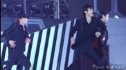 Minho от Shinee с поредното жестоко соло [ Turn Up The Music ]