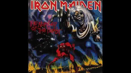 Iron Maiden - The Number of the Beast metal