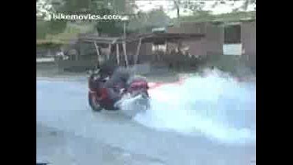Suzuki Hayabusa 1300 Burnout