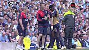 Уелбек пострада срещу Сити, увисна ли за Евро 2016?