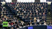 France: European Parliament votes in favour of FIFA resolution