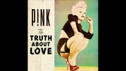 Превод! P!nk - Where Did The Beat Go ( Audio )