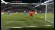 11.01 Манчестър Юнайтед 3 - 0 Челси. Гол на Димитър Бербатов