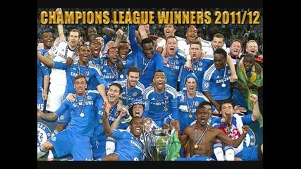 Chelsea Winner in Champions Leagea (2011-2012)