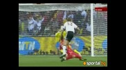 1/8 World Cup 10 - Germany 4 - 1 England