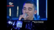 Music Idol 3 - Лебедовата песен на Александър - Nothing Else Matters звуча през сълзи за всички фено