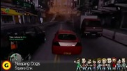 Sleeping dogs-demo gameplay