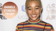 #TwentyGayTeen: Amandla Stenberg is out and proud