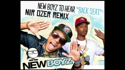 New Boyz Backseat ft. The Cataracs and Dev