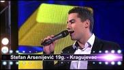Stefan Arsenijevic - Kralj meraka - Nema te nema - (Live) - ZG 2013 14 - 01.03.2014. EM 21.