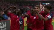 Никола Пепе поведе Лил срещу Марсилия