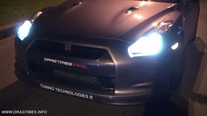 Nissan Gtr се подиграва с Audi Rs6 evotec, Mtm