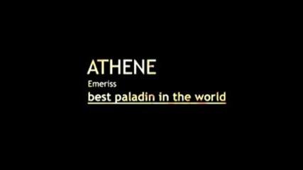 Athene Schwfff!!! Round The Corner!