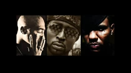 2 Pac Ft. Young Buck & The Game - Where Im From (my Remix ®)