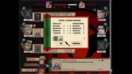 Naruto - Arena Streak Team