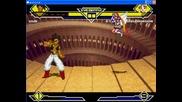 Mugen Tournament 6 round Uub vs Eternal Sailormoon