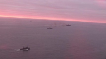 UK: Russian aircraft carrier passes through English channel en route to Syria