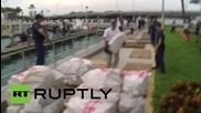 САЩ: Над 1000кг кокаин бяха задържани от бреговата охрана на Маями